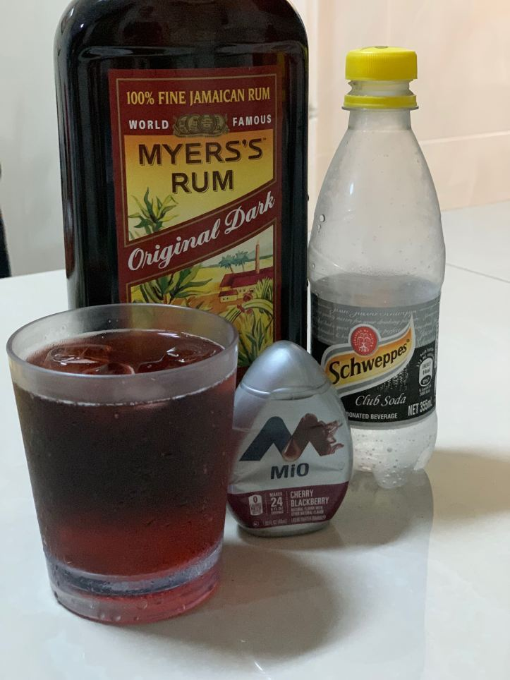 Keto Cocktail