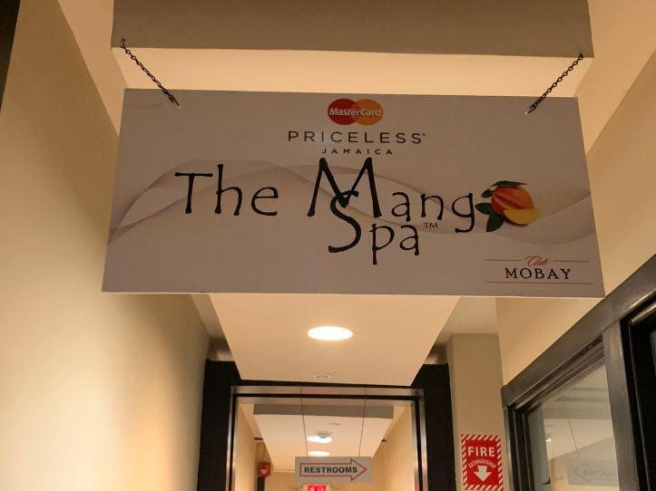 Priority Pass Lounge Montego Bay Jamaica Spa Facility