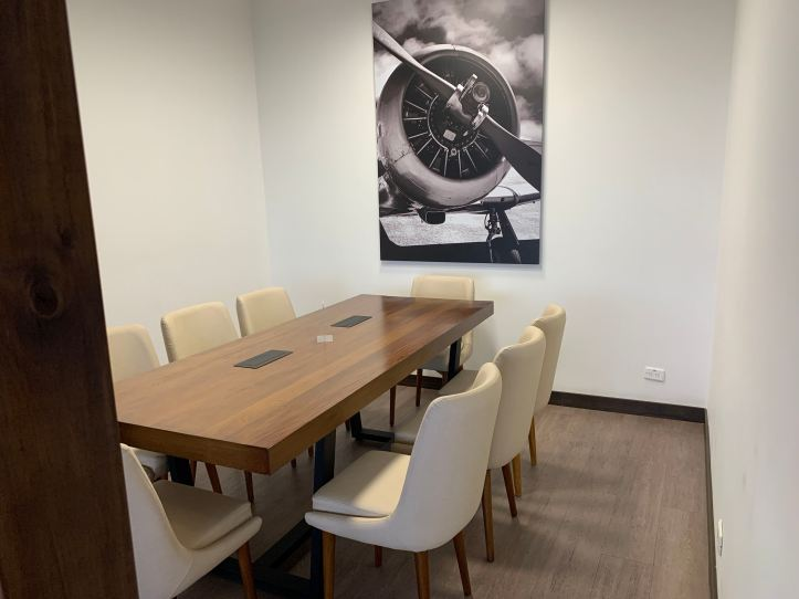 Medellin Domestic Lounge Conference Room