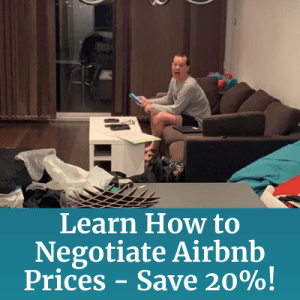 negotiate airbnb prices