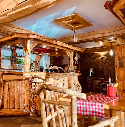 Dining Room at Old Shatterhand