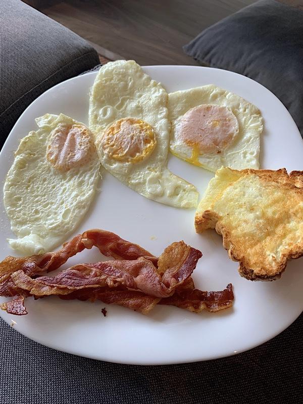 keto breakfast mexico