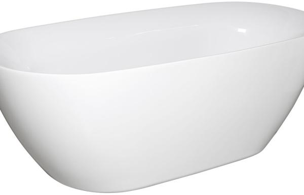 KADO Luxe Oval Free-standing Bath