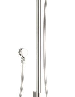 GROHE Power & Soul Cosmopolitan 130 mm Shower Rail 4 Function Chrome