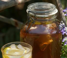 Old Fashioned Sun Tea