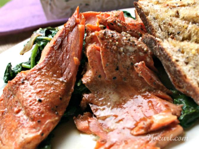 5 – Ingredient Salmon