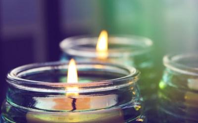 DIY: Soy Citronella Candles