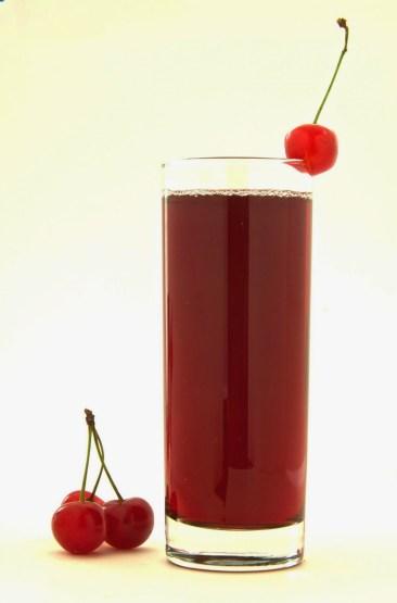 tart cherry inflammation gout