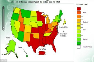 Emergency Medicine Preparedness: H3N2 Flu Epidemic Claims Lives Of 15 Children In 22 States