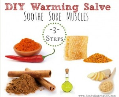 muscle salve