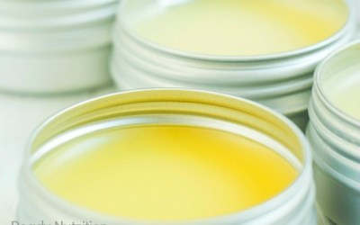 Heal Lips Naturally With This Soothing Lip Balm