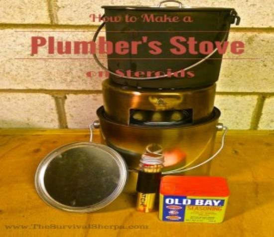 plumber's stove