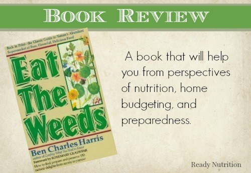 Book Review: Eat the Weeds