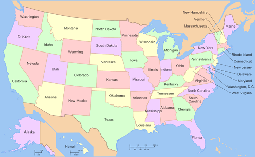 United States Map1