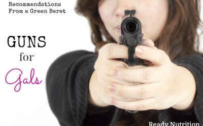 Guns for Gals: Recommendations from a Green Beret