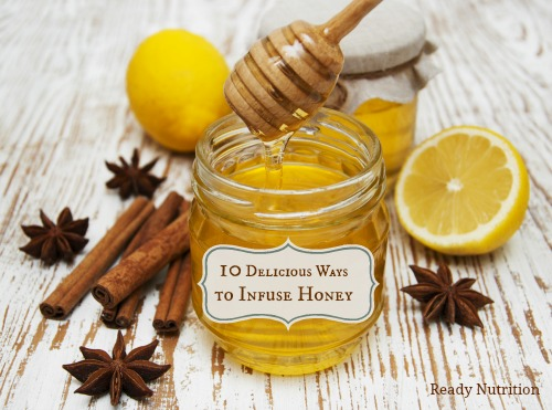 10 Delicious Ways to Infuse Honey