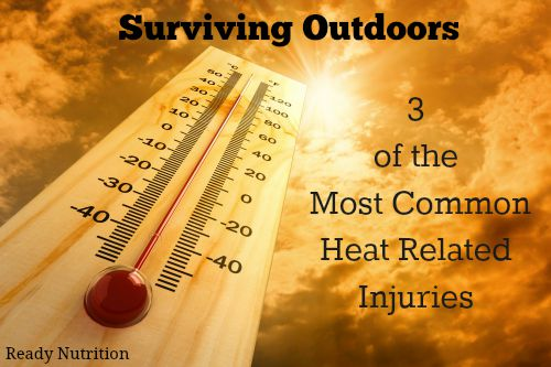 survivng outdoors