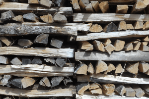 Take the Frustration Out of Chopping Firewood With This Quick Tip