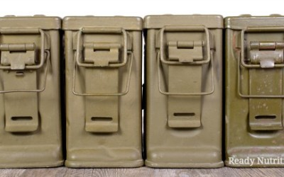 Build Your Own Faraday Cage Out of an Ammo Can