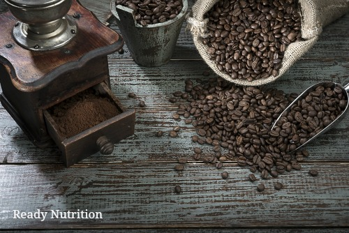 Tips For The Caffeinated: Coffee After The SHTF