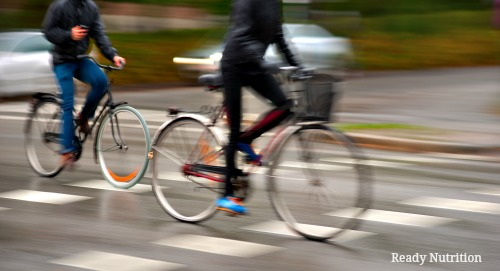 How Cycling Helps Save the World (and Save Your A*@ when the SHTF)
