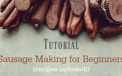 A Beginner's Guide to Sausage Making (Recipes Included)