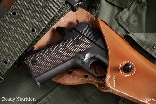 Firearm Training: How Draw Drills Will Sharpen your Handgun Combat Skills