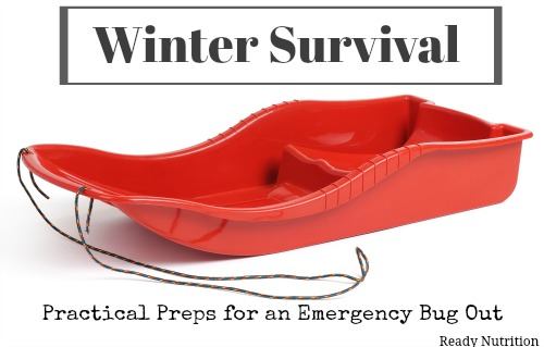 Winter Survival: Practical Preps for an Emergency Bug Out