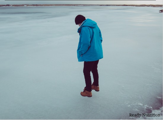 Are You Ready? How To Survive Falling Through Ice