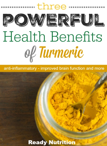 Turmeric seems like it just popped into existence in the past few years, however, it is widely used as a spice in both Asia and the Middle East.  It also has some proven health benefits that make it an effective supplement.