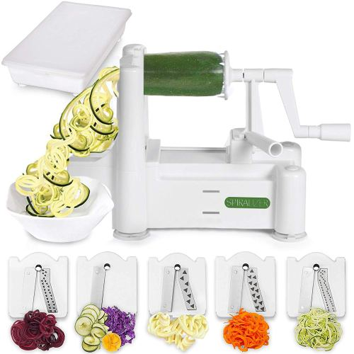 Ready Nutrition - Try this spiralizer as a great gift for the health conscious!