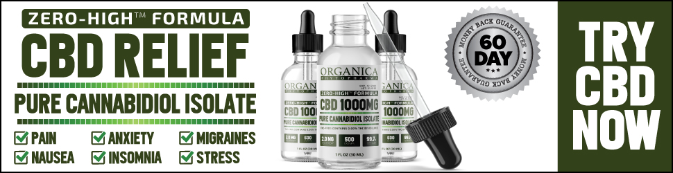 Buy CBD Oil With No THC - CBD Products For Sale Online