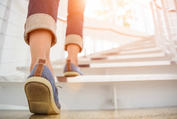 Why You Should Walk 10,000 Steps Per Day, and How to Do It