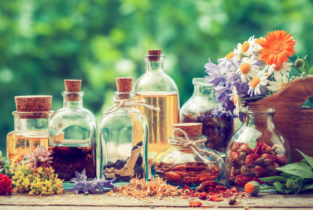 Balance and Renew Hormones Naturally with These Tinctures