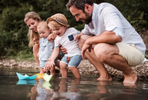 Spending time with your family is an important part of mental health. So this summer, why not make a family bucket list complete with fun and the physically active things you can all do as entertainment and bond a little in the process?