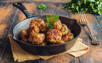 Elk Meatballs Are a Real Thing. Here's a Tasty Recipe To Try Today