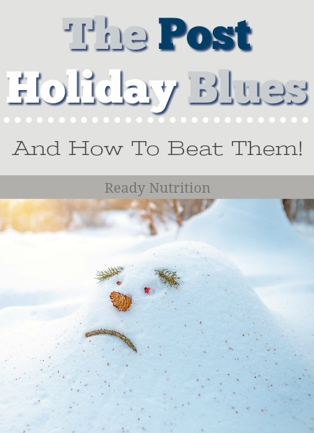 """If you've ever had a case of a """"Blue Christmas,"""" just know that you aren't alone and there are things you can do about it!"""