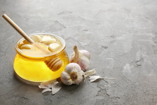 Amping Up Your Immune System with Fermented Garlic and Honey Elixir