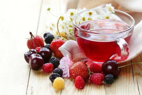 Hot Tea In The Summer?! Here's Why You Should Try It!