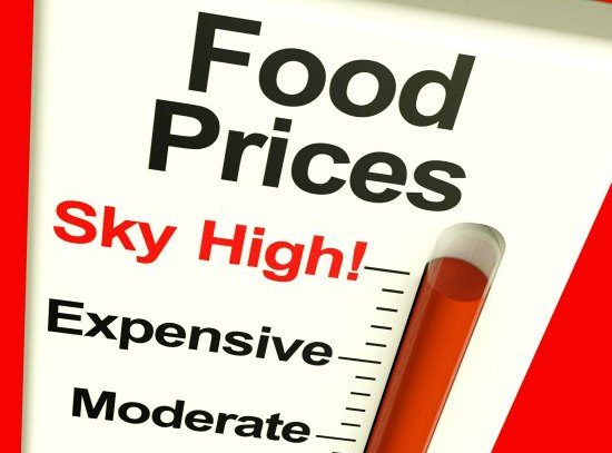 Prepping For the Second Wave: How To Avoid the Fastest Rising Food Prices in a Decade