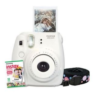 Fujifilm Instax Mini 8 Camera -$88 CAD