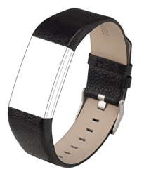 Option 3: Amazon.ca // Wearlizer Genuine Leather Band. $23 CAD and reviews say the quality of the leather is nice!