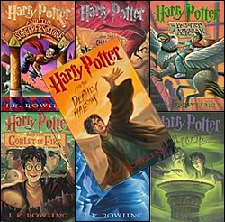Harry Potter series for kindle
