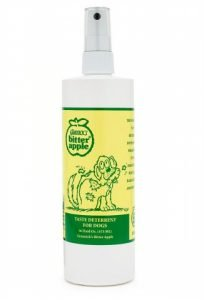 Airedale Terrier grannick's bitter apple spray