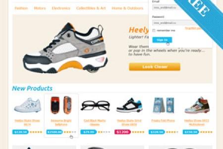 Idees Maison » webshop template free   Idees Maison