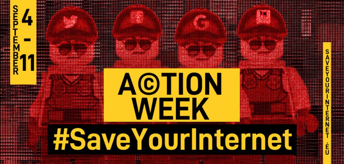 EU Copyright Vote: A Critical Juncture for the Open Internet
