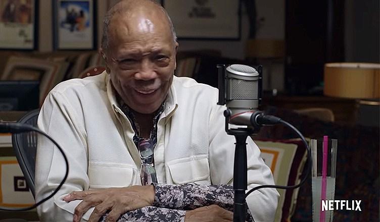 Netflix Original Documentary Quincy - Review - Quincy Jones