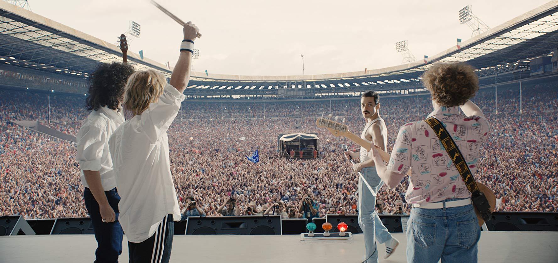 Bohemian Rhapsody - Live Aid
