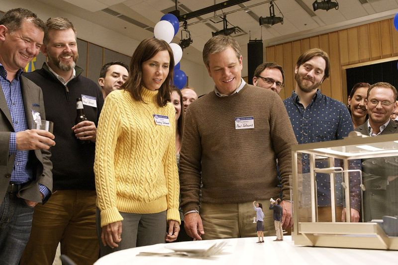 Downsizing 2 Damon Wiig