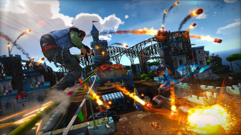 Sunset Overdrive review - an endlessly insufferable game that's great in spite of itself